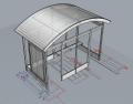 Bus Shelter 3DM