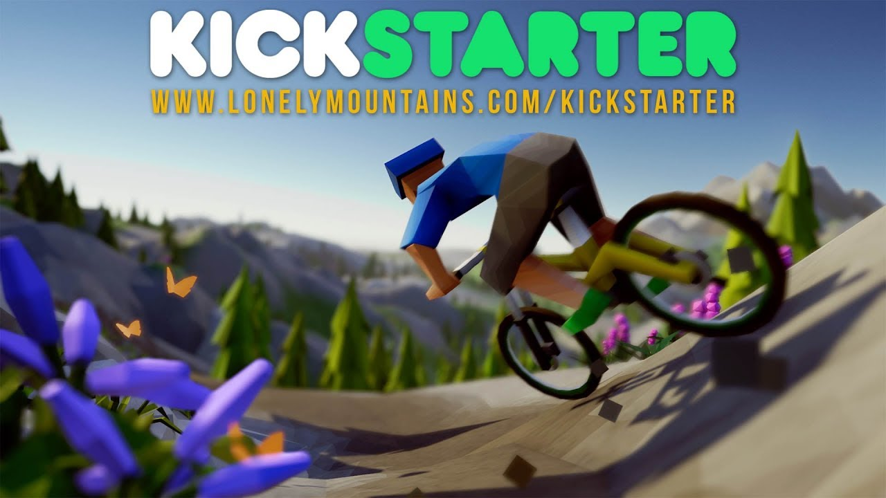 Lonely Mountains: Downhill - Alpha Demo Download