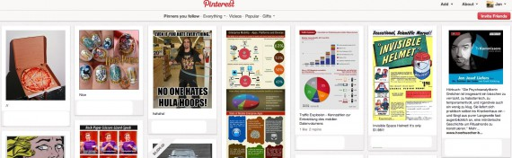 Pinterest-Interest-Graph