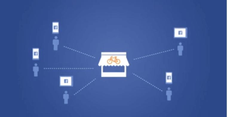 Facebook Location Based Marketing - Local awareness Anzeigen