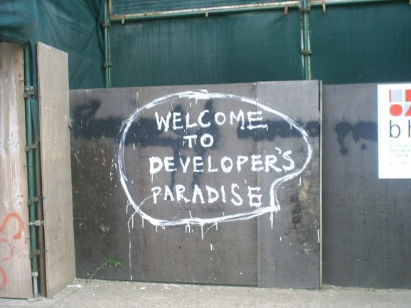 Welcome to Developers Paradise