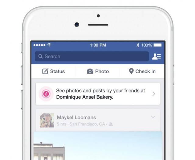 Facebook Beacon für lokale Unternehmen - Tipps und Bewertungen zu Orten