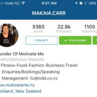 Instagram Unternehmensprofile im Test - Fokus auf lokale Unternehmen & Influencer