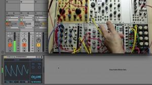 Controla Ableton Live desde un sintetizador modular