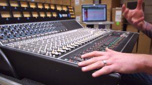 API Audio 1608, un controlador DAW estratosférico