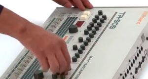 Mira qué ocurre cuando das una TR-909 a una leyenda del techno Detroit