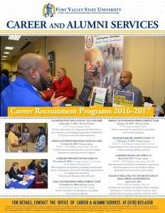Career Services Co-Op Fair