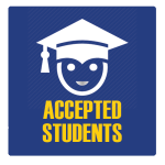 Accepted students banner