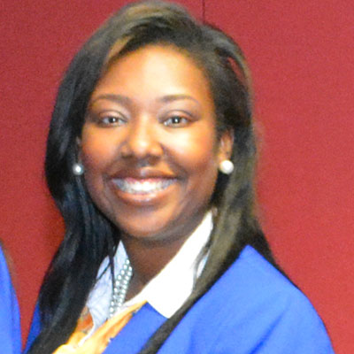 FVSU Class of 2016 Student Highlight: Shacandice Thomas