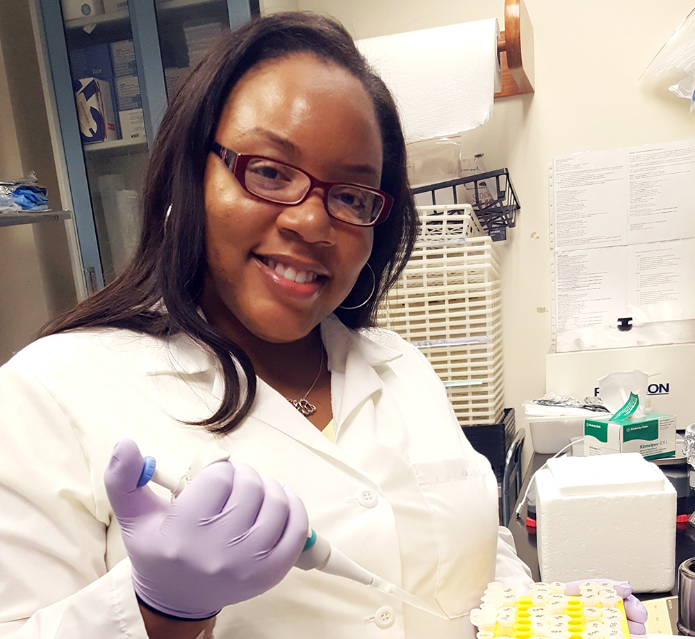 FVSU alumni spotlight: Lillian Oglesby