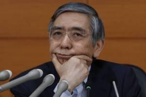 黒田日銀総裁「日本人に消費させることがこれほど難しいとは思わなかった。」