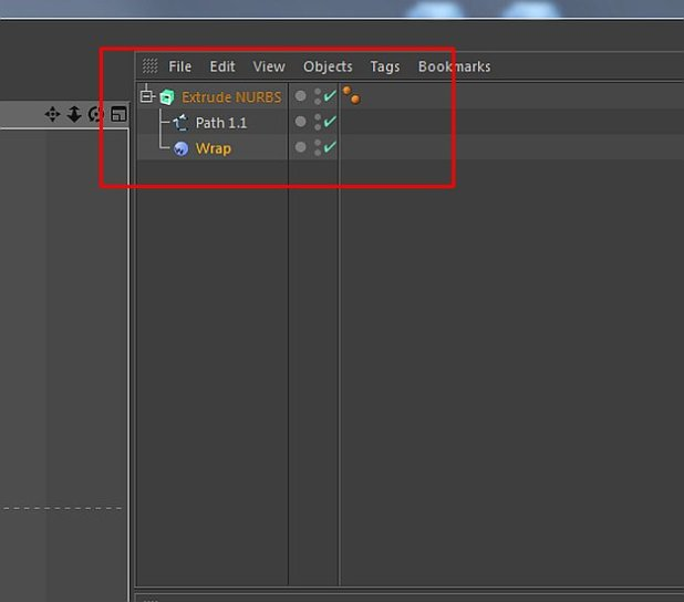 cinema 4d how to change object properties individually