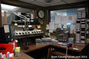 WEAG's studio