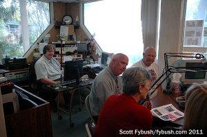 WOCA's main studio