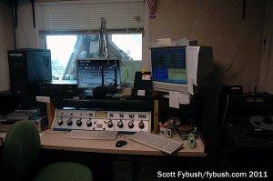 WOCA production room