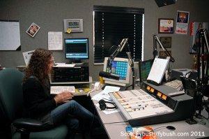 WTRS's studio