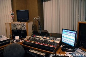 KDSK's studio