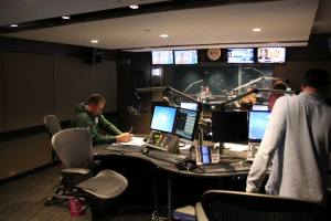 A new WEPN air studio