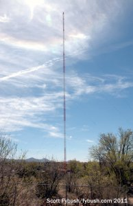 The 1260/1400 tower