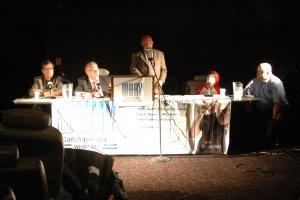 The WHAV panel in June