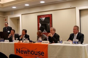Ross, Walsh, Mason, Livingston, Knight and Levine (photo: Clark Smidt)