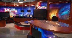WFIE's HD news set