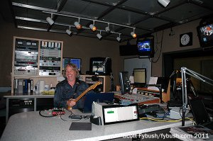 WLUP studio
