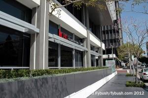 KUSC, in downtown LA