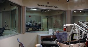 ...in the Robert Conrad Studio