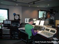 WETA-FM air studio