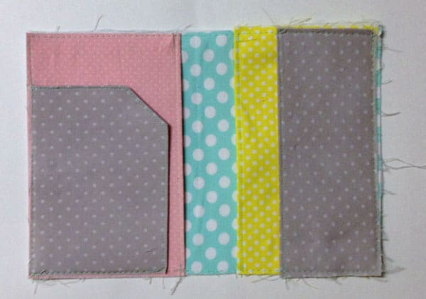 pattern for passport pocket
