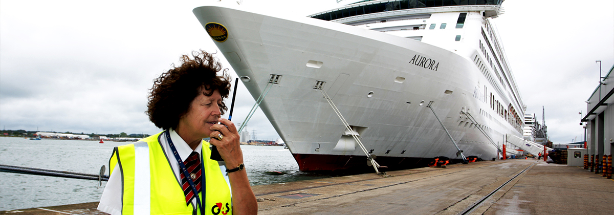 Ports and Maritime   Security Services   G4S United Kingdom