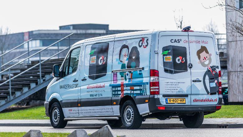 Geldtransport | Cash Solutions | G4S Nederland