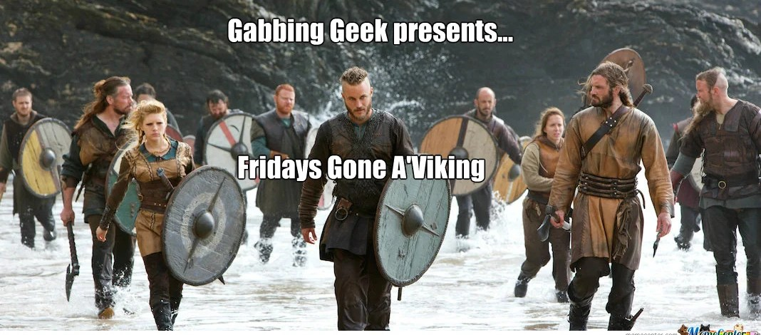 "Vikings ""Sacrifice"""
