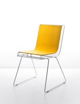 Wired chair  Pezzini Danese_low