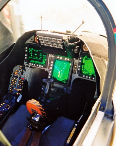 Cockpit 1998