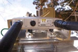 BS-3201形F 3.5G SRE 銘板