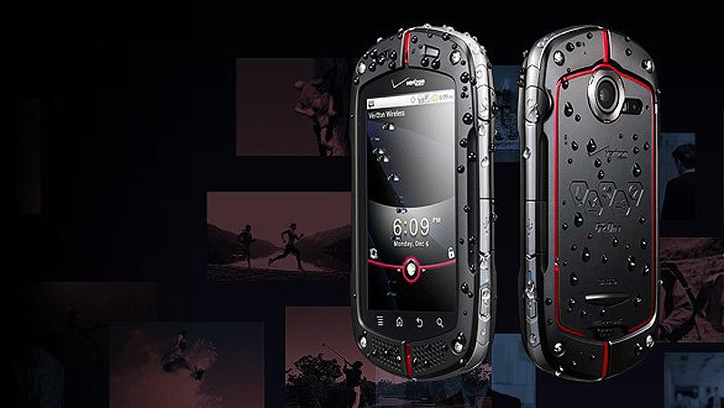 Casio GzOne Commando Smartphone