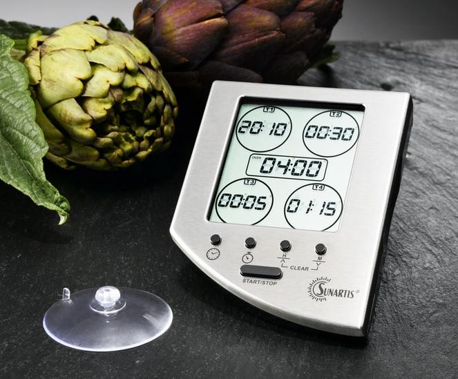 5-in-1 Kitchen Timer