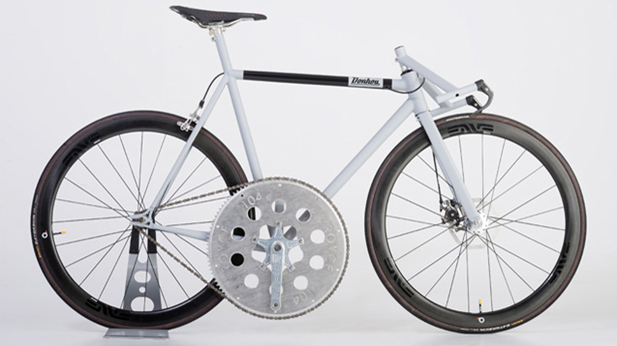 Donhou Bicycle travels up to 80 miles per hour