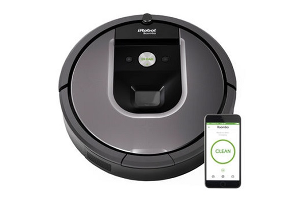 iRobot Adds New Roomba 960 To Its Robot Vacuum Line