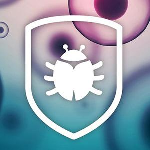 AntiVirus_bug_icon_virus_blur_800_thumb800