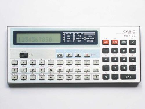 Casio-PB100-M