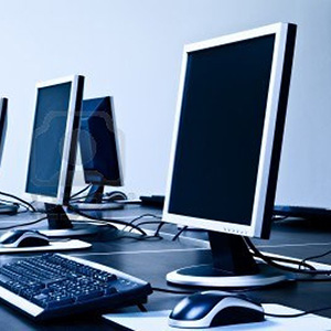 8279143-computers-with-lcd-screens-blue-toned