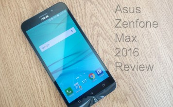 Asus Zenfone Max 2016 Review
