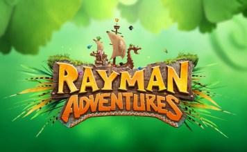 Rayman Adventures, Rayman Adventures android, Rayman Adventures apple tv, rayman adventures apk, rayman adventures logo,
