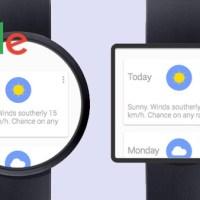 Google prepara el lanzamiento de sus propios relojes Android Wear