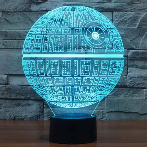 Medium Of Star Wars Night Light