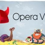 Opera Free VPN – Unlimited VPN : App Review