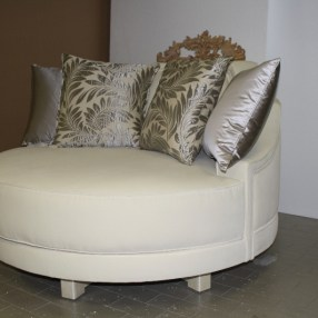 4.6 special round armchair